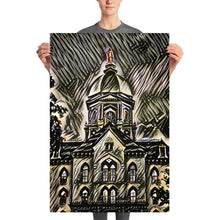 Load image into Gallery viewer, Our Lady on the Dome (Archival Print)