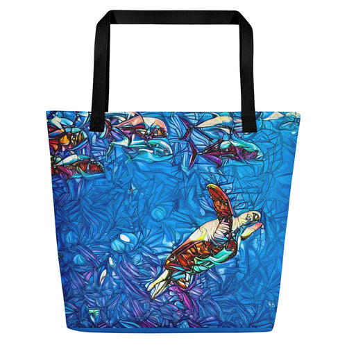 Going for a Swim (Shoulder Bag)