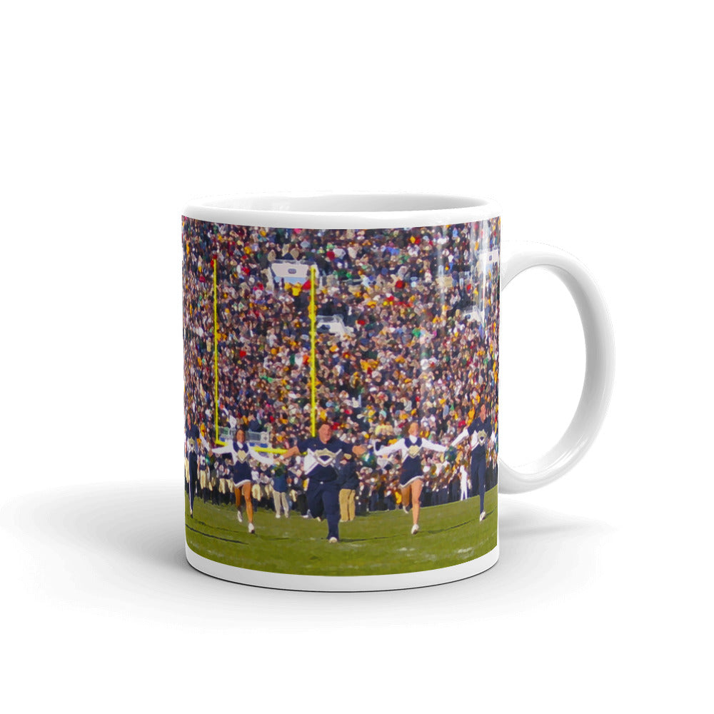 Leading the Team (Mug)