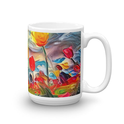 Field of Flowers (Mug)