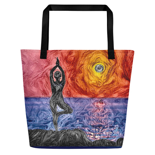 Inner Peace (Shoulder Bag)