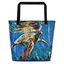Load image into Gallery viewer, Under the Sea (Shoulder Bag)