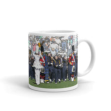 Load image into Gallery viewer, And now taking the field... (Mug)