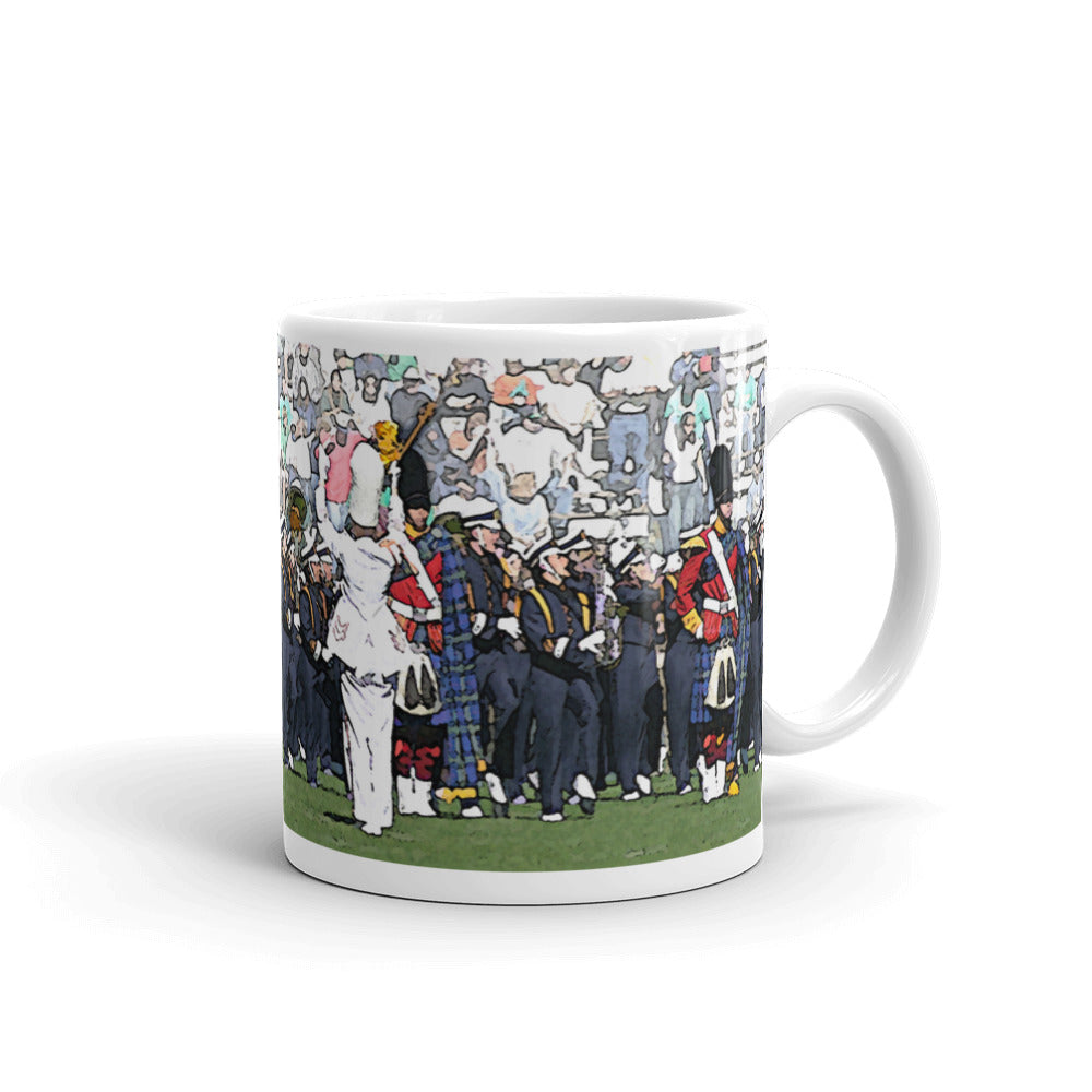 And now taking the field... (Mug)