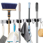 US: 100% OFF RVW | Broom Mop Holder Wall Mount