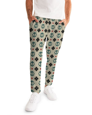 Razah Renaissance Apparel Executive Designer Print Men's Joggers