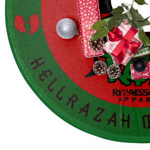 HellRazah Music Inc - Renaissance Apparel Limited Edition Christmas Tree Skirt