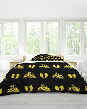 HRMI HellRazah Music Inc. Yellow Tag Style King Duvet Cover Set