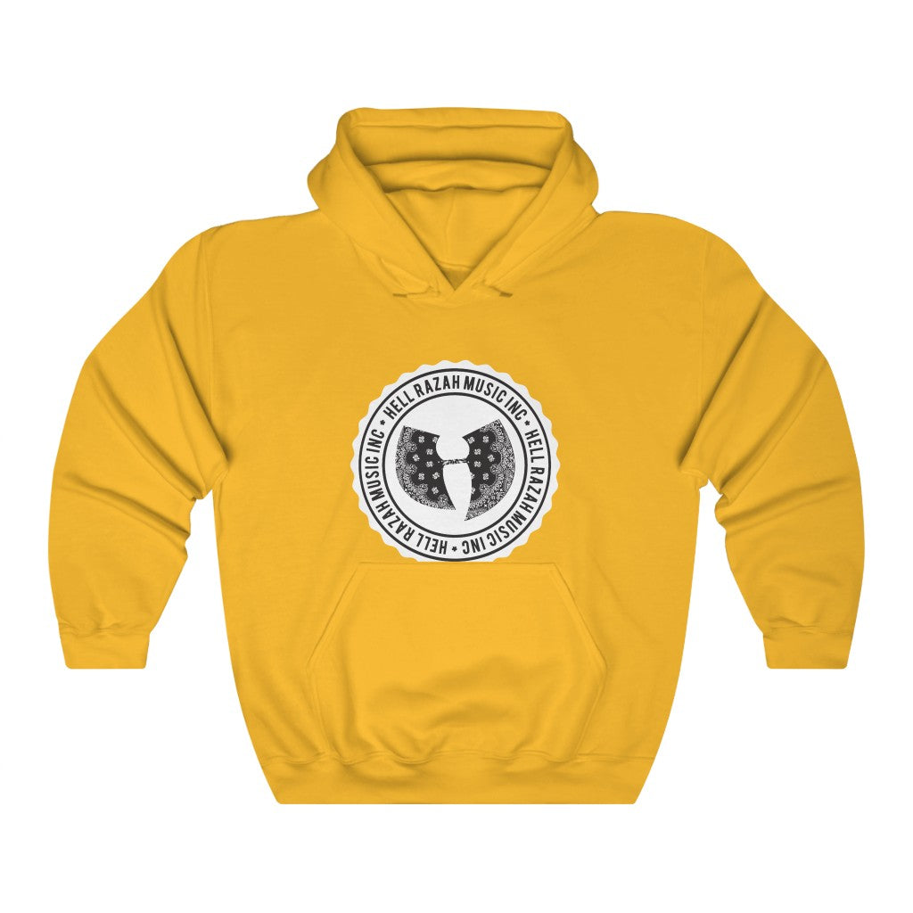 HellRazah Music Inc. Unisex Heavy Blend™ Hooded Sweatshirt