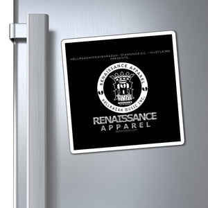DiamondzOC - HellRazah - iHustle365 Presents ... Renaissance Apparel Collectible Magnet