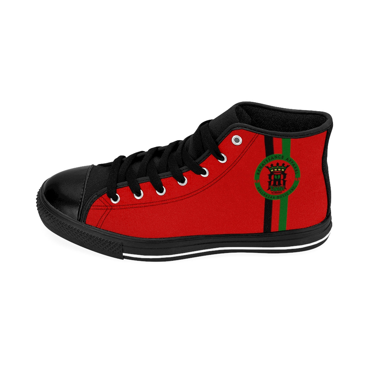 Razah Renaissance Apparel Signature Fall 19 Men's Colorway High-top Sneakers