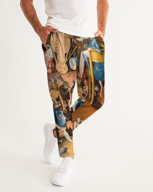 Renaissance Apparel Heavens Underworld Jumpsuit Top - Men's Joggers HRMI HellRazah Music Inc