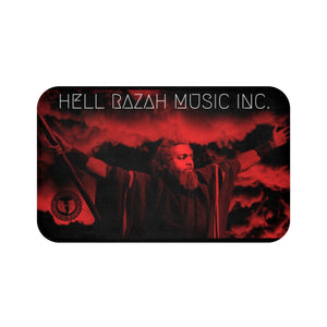 HRMI HellRazah Music Inc. Limited Edition Bath Mat - Rug HeavenRazah Merch Graphics by RON DEGIAR