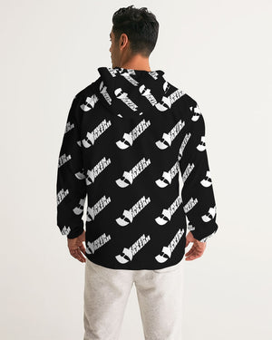 Renaissance Apparel HeavenRazah Patterned Logo Signature Men's Windbreaker