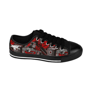 DiamondzOC Speakers and Cans Hip Hop Shoes Low Top Designer Men's Sneakers