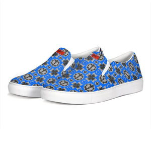 Renaissance Apparel Executive 2 Designer Slip-On Canvas Shoe