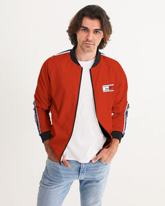 RRA Renaissance Apparel Casual Design Men's Bomber Jacket