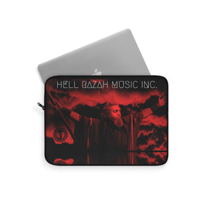 Hell Razah Music Inc. Limited Edition Collectors Laptop Sleeve HeavenRazah Merch Graphics by Ron Degiar
