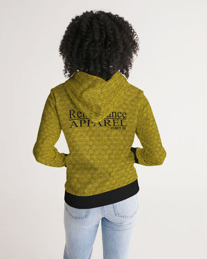 Renaissance Apparel Golden Pattern Women's Hoodie