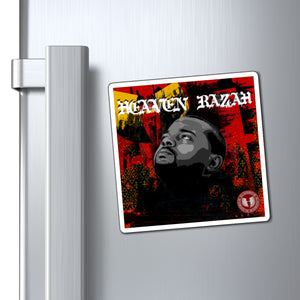 HeavenRazah - HellRazah Music Inc. Collectible Design 1 Magnet