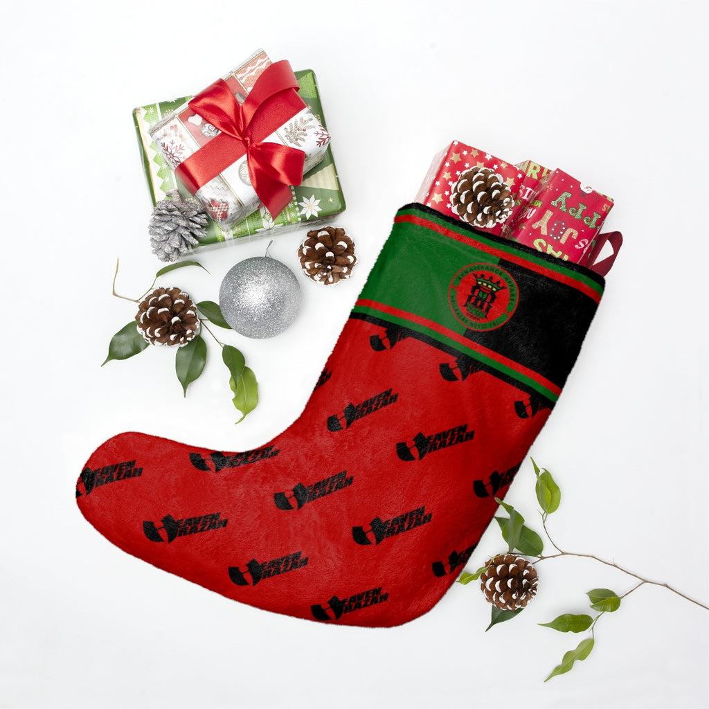 Limited Edition HellRazah Music Inc. - Renaissance Apparel Custom Christmas Stocking
