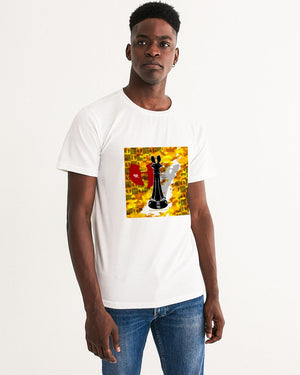 Renaissance Apparel CHECKMATE Men's Graphic Tee