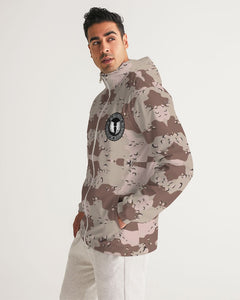 Renaissance Apparel Desert Camo Men's Windbreaker
