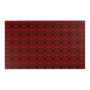 Razah Renaissance Apparel Designer Patterned Area Rug
