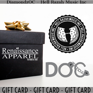 Diamondz Original Clothing Gift Card