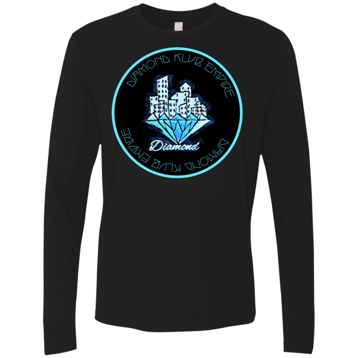 Diamond Klub Empire Next Level Men's Premium LS