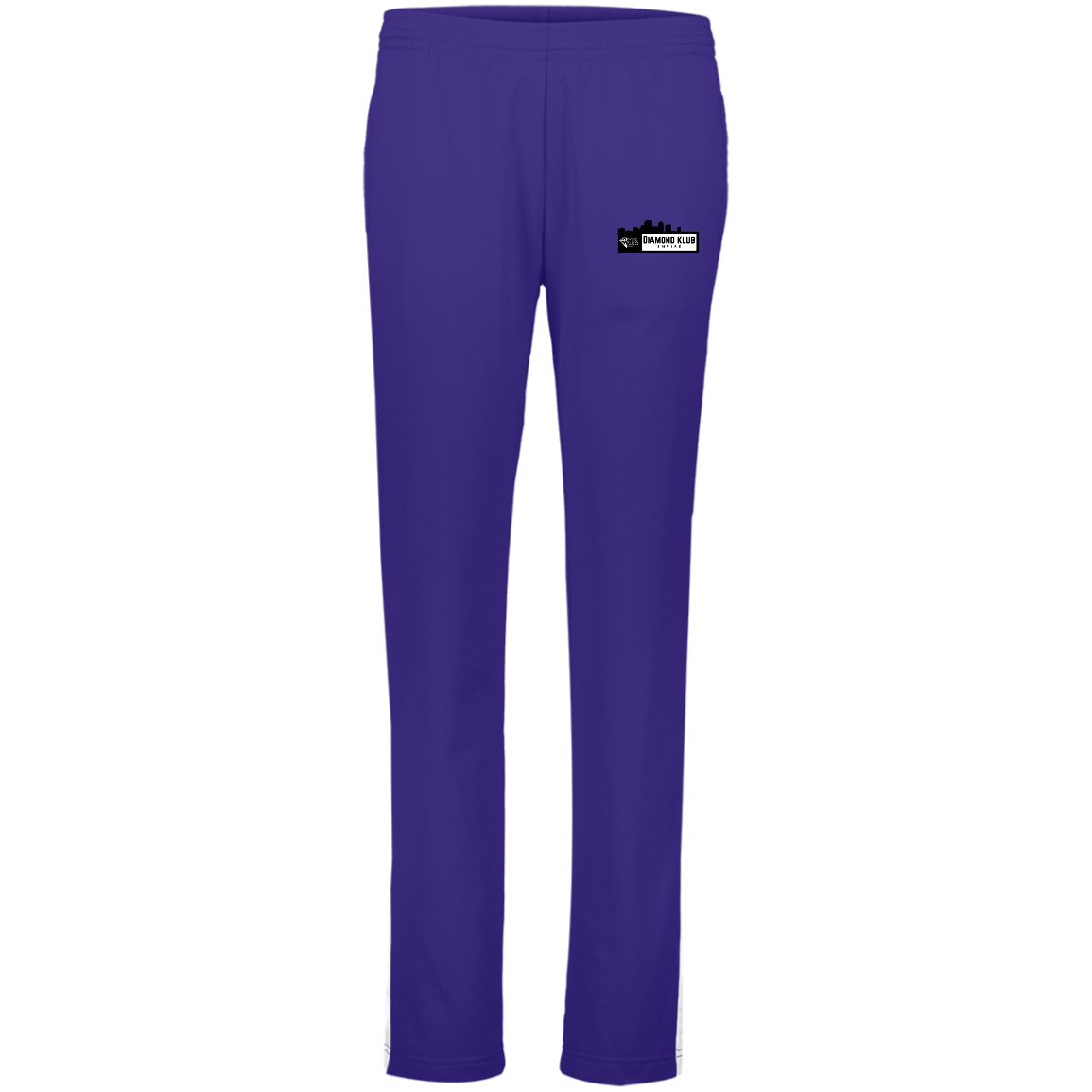 Diamond Klub Apparel Logo 2 Ladies' Performance Colorblock Pants