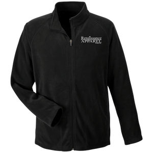 Renaissance Apparel Signature Embroidered Microfleece Jacket