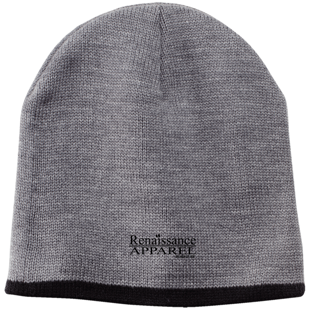 Renaissance Apparel Signature Embroidered Acrylic Beanie