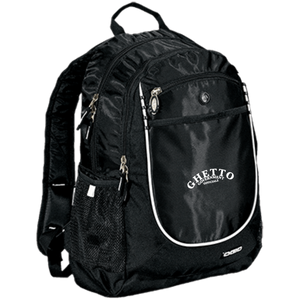 Ghetto Gov't Officialz GGO Embroidered Rugged Bookbag