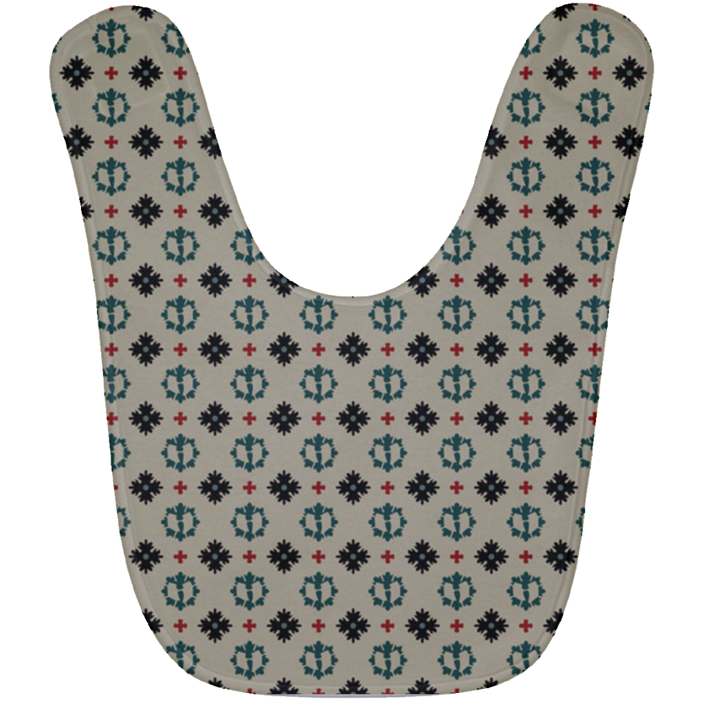 Razah Renaissance Apparel Executive Design Sublimated Baby Bib