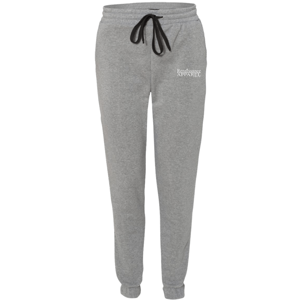 Renaissance Apparel Signature Embroidered Adult Fleece Joggers