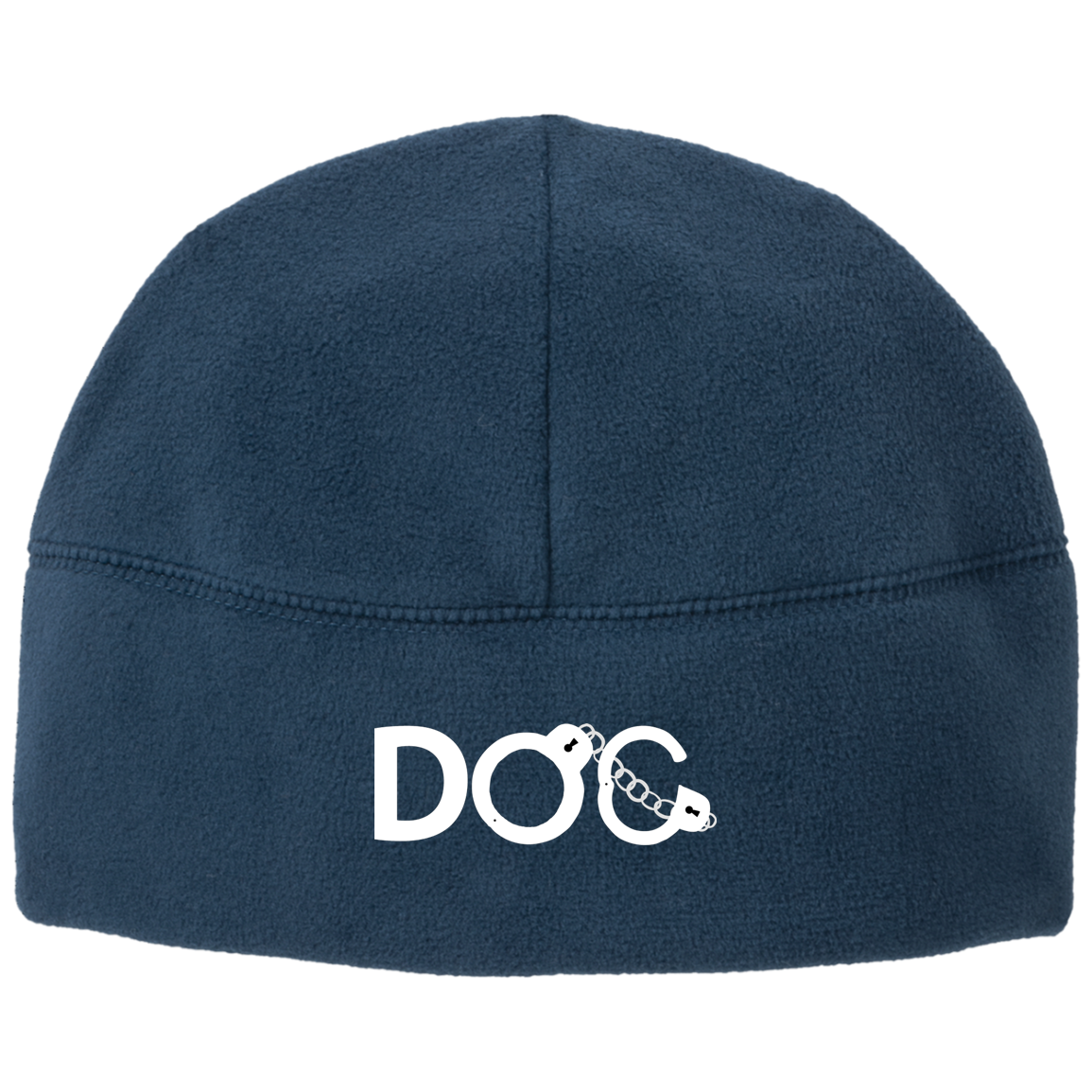 DOC Cuff Embroidered Logo Designer Port Authority Fleece Beanie Diamondz Original Clothing