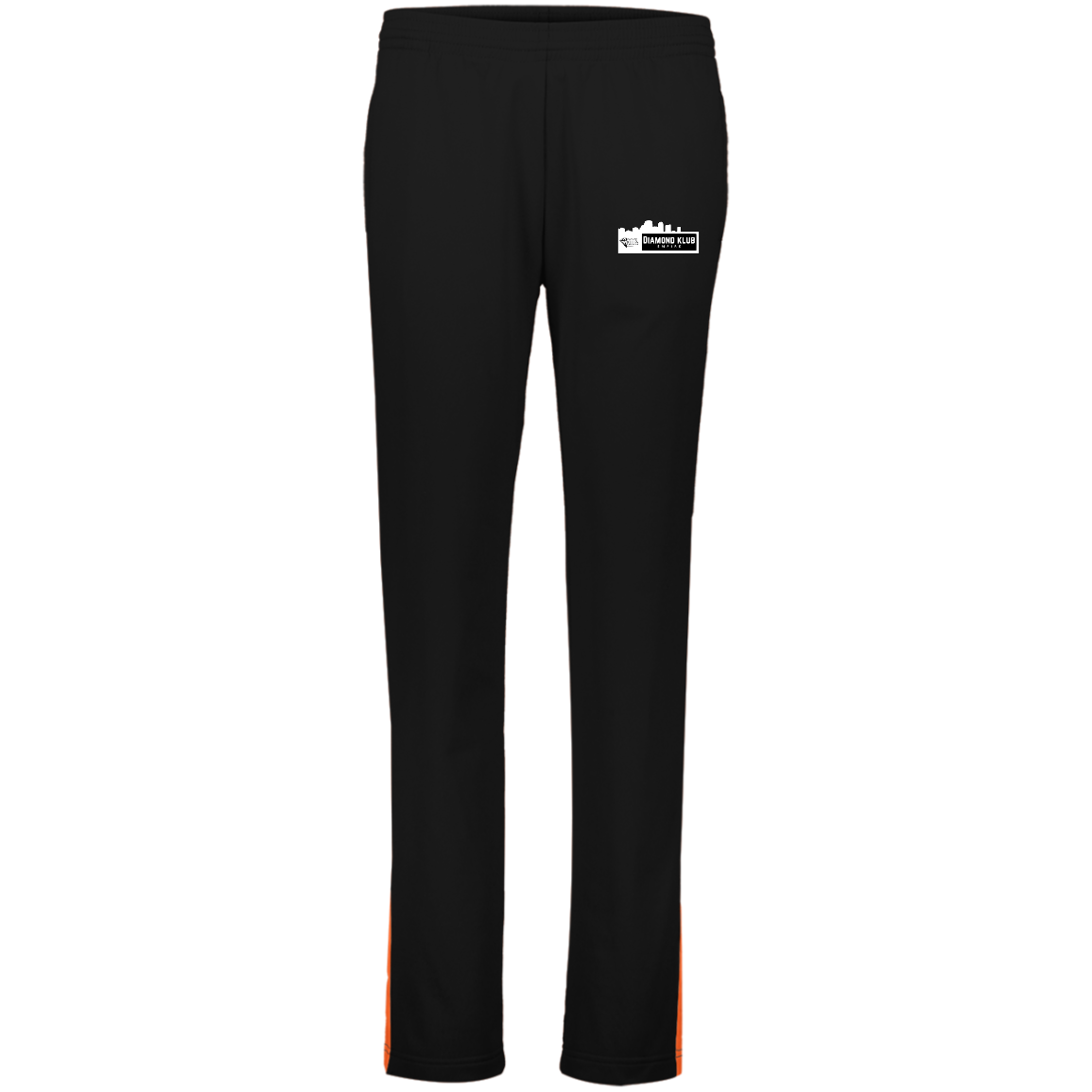 Diamond Klub Apparel Logo  Ladies' Performance Colorblock Pants
