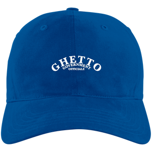 GGO Ghetto Gov't Officialz Embroidered Adidas Unstructured Cresting Cap HeavenRazah Merch