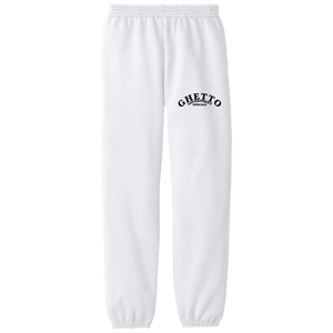 Ghetto Gov't Officialz Embroidered GGO Youth Fleece Pants