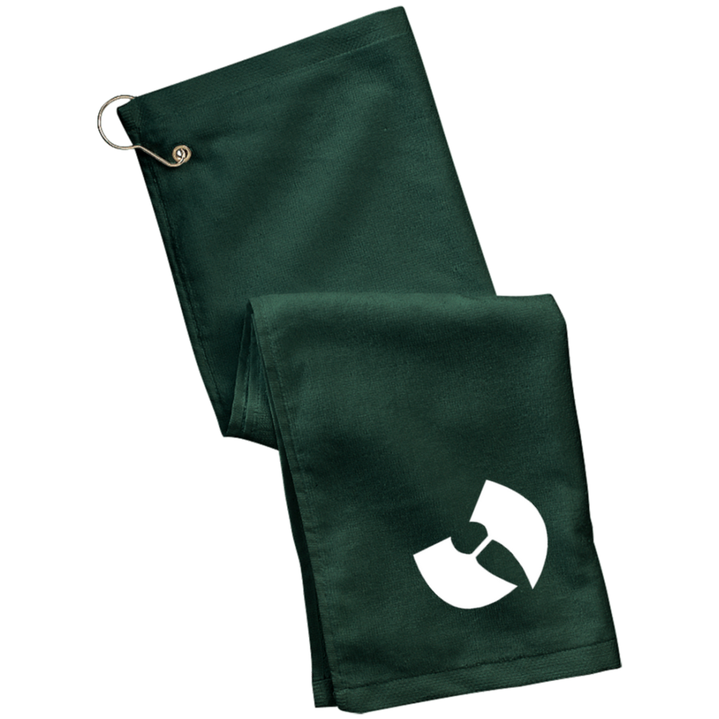 HellRazah - HeavenRazah H Logo Official HRMI Grommeted Golf Towel