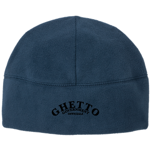 Ghetto Gov't Officialz Embroidered GGO Port Authority Fleece Beanie