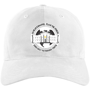 Ghetto Gov't Officialz GGO Logo 2 Adidas Unstructured Cresting Cap HeavenRazah Merch