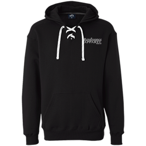 Renaissance Apparel Signature Embroidered Heavyweight Sport Lace Hoodie