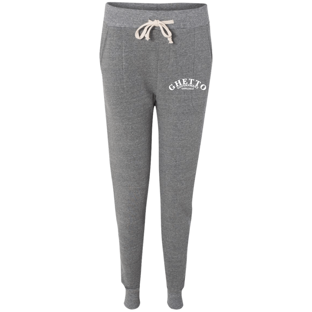 Ghetto Gov't Officialz Embroidered GGO  Alternative Ladies' Fleece Jogger