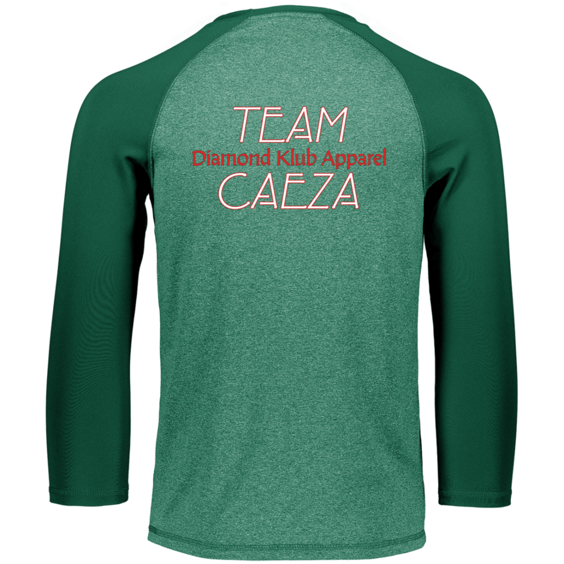 DKE Team Caeza 2 Holloway Men's Typhoon T-Shirt