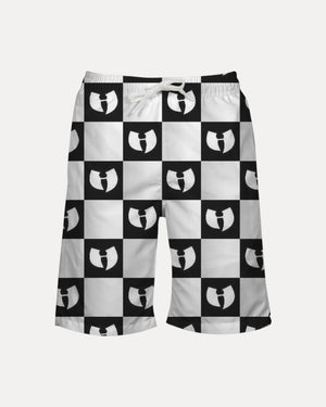 Renaissance Chessboard Boy's Swim Trunk