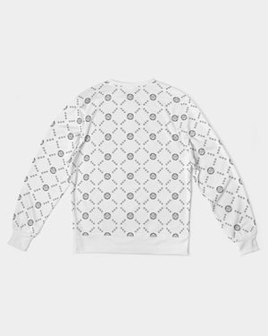 Ghetto Gov't Officialz 2 Men's Classic French Terry Crewneck Pullover