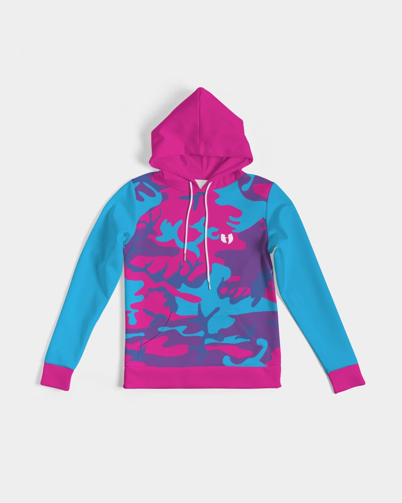 Limited Edition Grape Camouflage Women's Hoodie