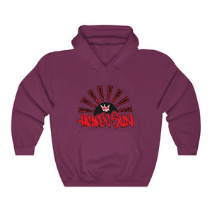 Heaven Sun Logo Unisex Heavy Blend™ Hooded Sweatshirt
